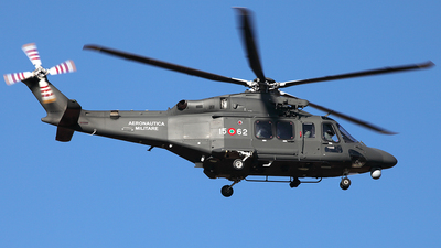 A picture of MM82003 - Leonardo HH139B -  - © TOMBARELLI FEDERICO