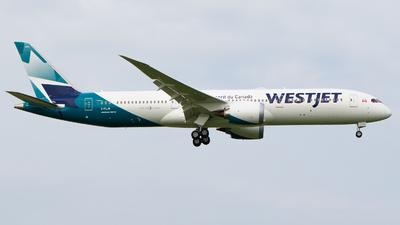 C-FLJS - Boeing 787-9 Dreamliner - WestJet Airlines