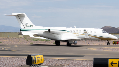 N3AS - Bombardier Learjet 45 - Private