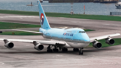HL7457 - Boeing 747SP-B5 - Korean Air