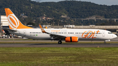 A picture of PRGGM - Boeing 7378EH - GOL Linhas Aereas - © Felipe Oliveira - oliver_spotting