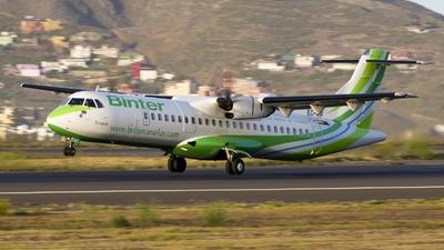 EC-MIF - ATR 72-212A(600) - Binter Canarias