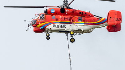 B-70ES - Kamov Ka-32A-11BC - Citic General Aviation