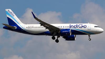 A picture of VTIZY - Airbus A320271N - IndiGo - © Aneesh Bapaye