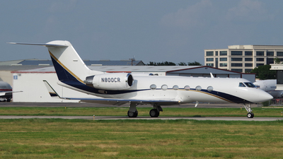N800CR - Gulfstream G-IV - Private