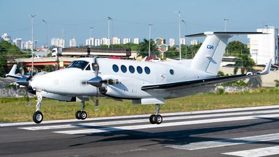 PS-CTA - Beechcraft B200GT King Air 260 - Cleiton Taxi Aéreo