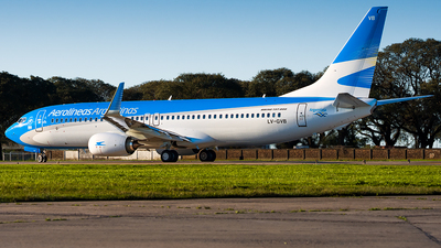 LV-GVB - Boeing 737-883 - Aerolíneas Argentinas