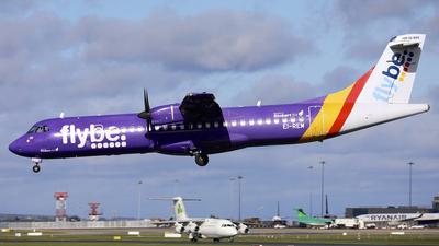 A picture of EIREM - ATR 72500 - [0760] - © PAUL QUINN