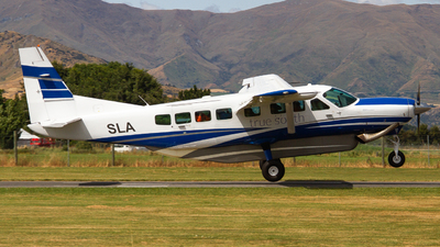 ZK-SLA - Cessna 208B Grand Caravan - Southern Lakes Aviation