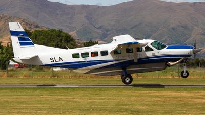 A picture of ZKSLA - Cessna 208B Grand Caravan - [208B2317] - © Cody Forward