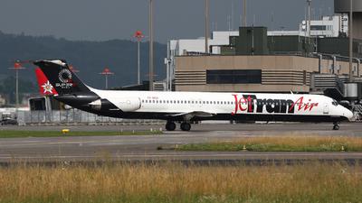YR-MDS - McDonnell Douglas MD-82 - Jet Tran Air