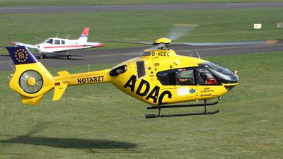 D-HDEC - Eurocopter EC 135P2 - ADAC Luftrettung