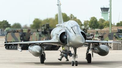 614 - Dassault Mirage 2000D - France - Air Force