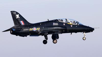 XX202 - British Aerospace Hawk T.1A - United Kingdom - Royal Air Force (RAF)