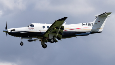 D-FSMT - Pilatus PC-12/47E - Private