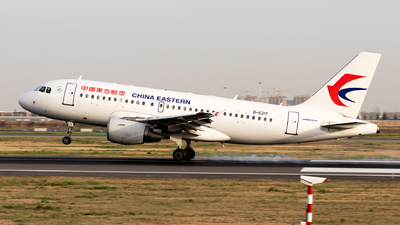 B-6217 - Airbus A319-115 - China Eastern Airlines