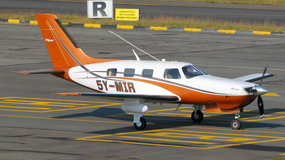 5Y-MIR - Piper PA-46-350P Malibu Mirage - Private