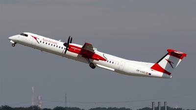 OE-LGC - Bombardier Dash 8-Q402 - Austrian Airlines