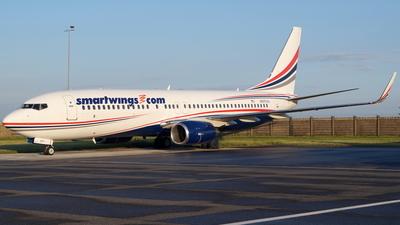 N917XA - Boeing 737-86J - SmartWings