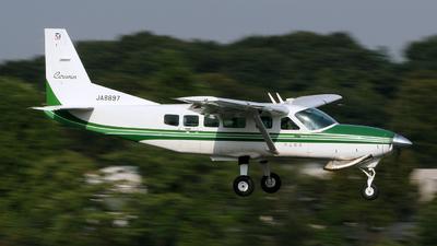 JA8897 - Cessna 208 Caravan - Kyoritsu Air