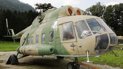 93-38 - Mil Mi-8PS Hip - Germany - Navy