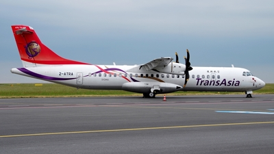 2-ATRA - ATR 72-212A(600) - TransAsia Airways