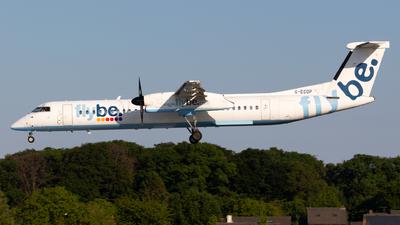A picture of GECOP - De Havilland Canada Dash 8400 - Flybe - © Jesse Vervoort