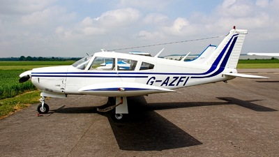 G-AZFI - Piper PA-28R-200 Cherokee Arrow B - Private