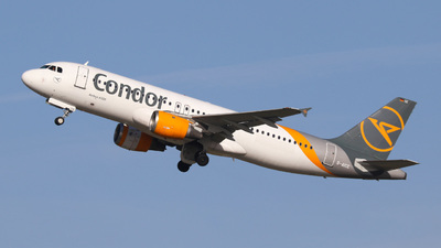 A picture of DAICE - Airbus A320212 - Condor - © Jan-Eike Berger