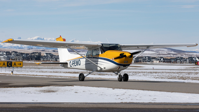 C-FEWO - Cessna 172M Skyhawk - Prairie Aviation Training Centre
