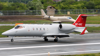 OE-GSC - Bombardier Learjet 60XR - Private