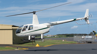 VH-FHK - Robinson R44 Raven - V2 Helicopters