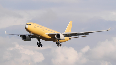 EC-338 - Airbus A330-243(MRTT) - Airbus Military