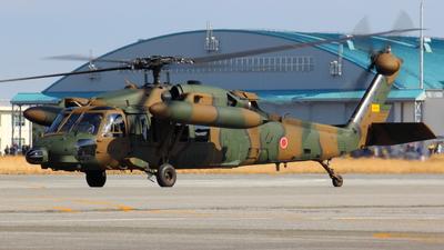 43128 - Mitsubishi UH-60J - Japan - Ground Self Defence Force (JGSDF)