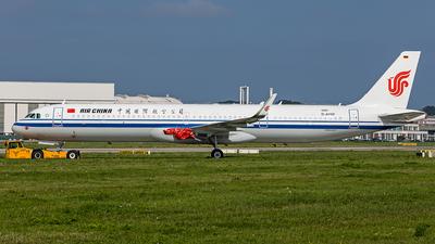 D-AVXF - Airbus A321-251NX - Air China