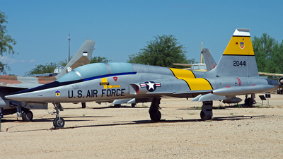 72-0441 - Northrop GF-5B Freedom Fighter - United States - US Air Force (USAF)