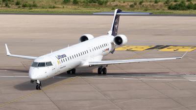 A picture of DACNR - Mitsubishi CRJ900LR - Lufthansa - © Julian S.