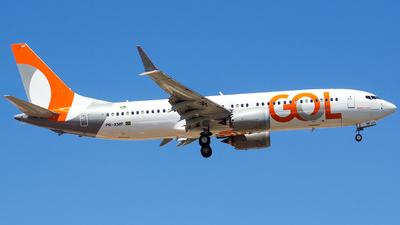 PR-XMF - Boeing 737-8 MAX - GOL Linhas Aéreas