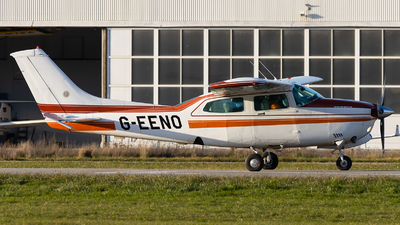 G-EENO - Cessna T210N Turbo Centurion - Private
