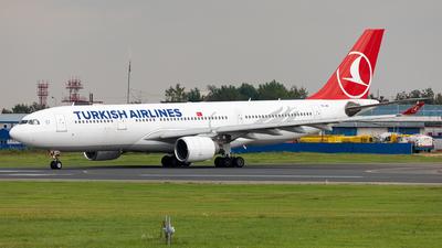 TC-JIS - Airbus A330-223 - Turkish Airlines