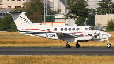 G-BVMA - Beechcraft 200 Super King Air - Lufthansa