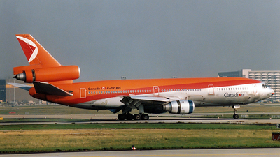 C-GCPD - McDonnell Douglas DC-10-30 - Canadian Airlines International