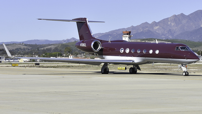 N138GL - Gulfstream G550 - Private