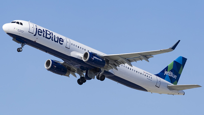 N934JB - Airbus A321-231 - jetBlue Airways