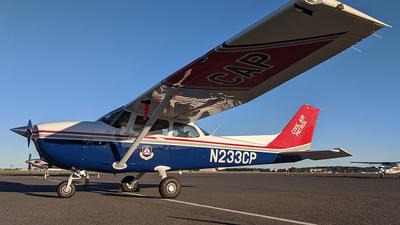 N233CP - Cessna 172S Skyhawk SP - United States - US Air Force Civil Air Patrol