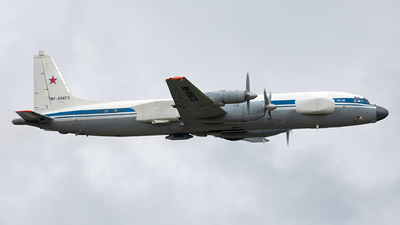 RF-95673 - Ilyushin IL-22M Bizon - Russia - Air Force