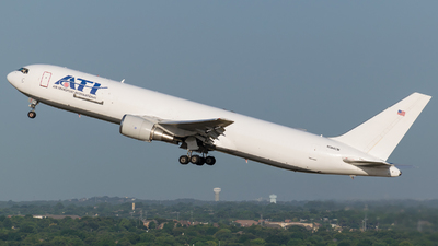 N364CM - Boeing 767-338(ER)(BDSF) - Air Transport International (ATI)