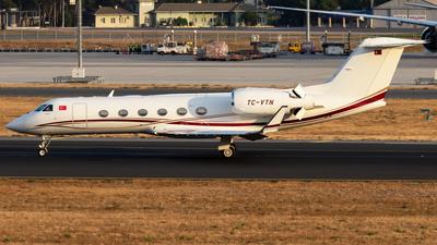 TC-VTN - Gulfstream G450 - Private