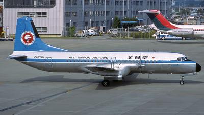 JA8761 - NAMC YS-11A-500 - All Nippon Airways (ANA)