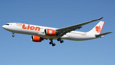 F-WWKM - Airbus A330-941 - Thai Lion Air